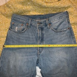 Levi's Jeans - LEVI'S 501 Skinny Lovefool